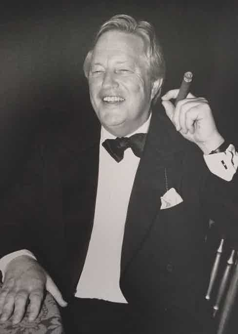 Jemma's father, Nicholas Freeman
