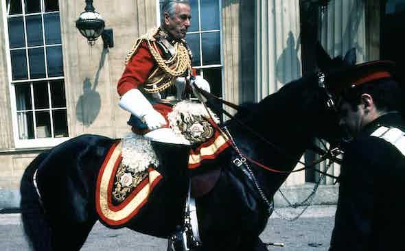 THE CLIMBER: Lord Mountbatten