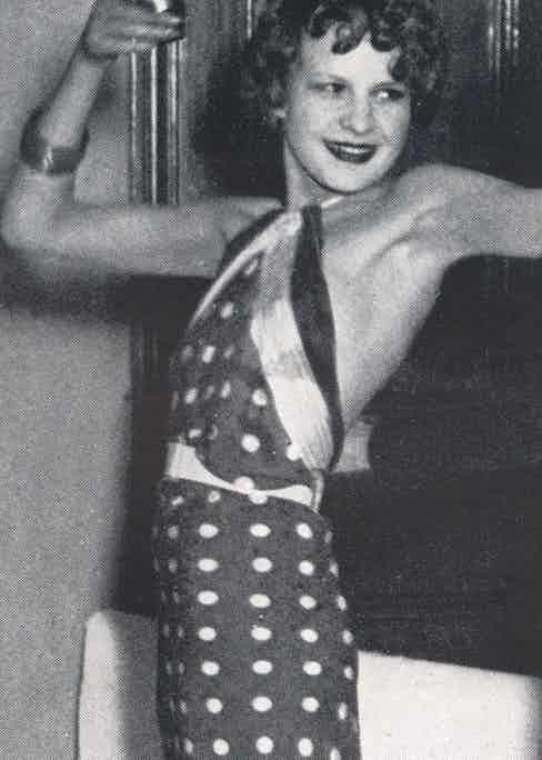 Brenda Dean Paul, 1931 (Photo by Historia/REX/Shutterstock (7665067uq)