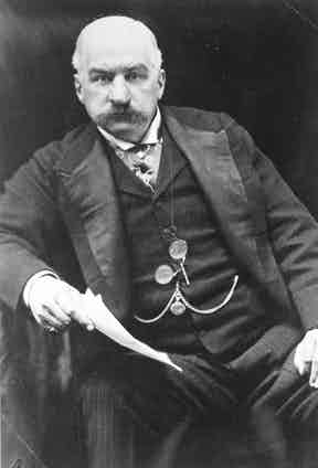 John Pierpont Morgan, circa 1900s Photo by Granger/REX/Shutterstock (8700988a)