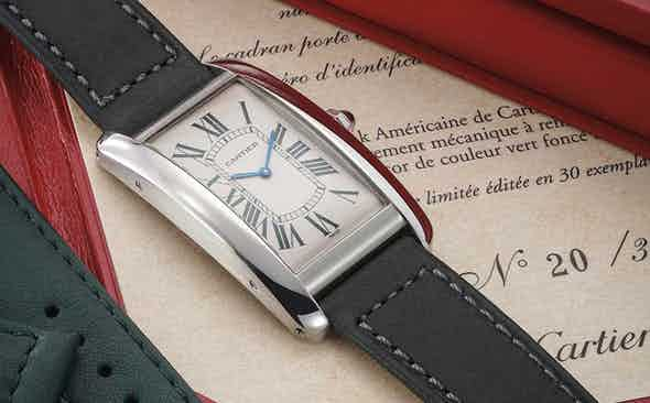 The Cartier Tank Américaine: The Evolution of A Classic