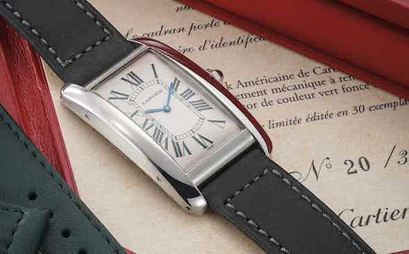 The Cartier Tank Américaine: The Evolution of A Classic