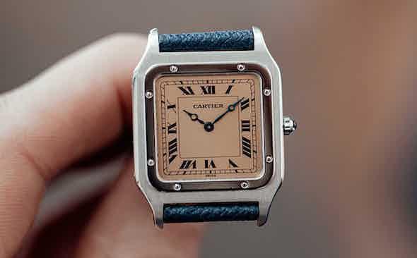 A Brief History: The Cartier Santos