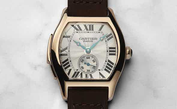 Investment Worthy: Cartier CPCP Tortue Minute Repeater