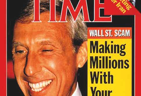 The December 1986 edition of Time magazine