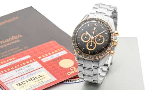Omega Speedmaster Apollo XV 35th Anniversary Ref. 3366.51.00