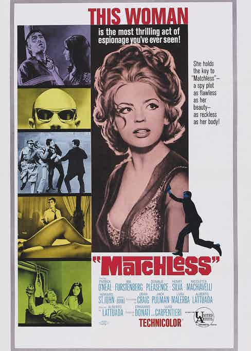 Posters for Matchless, 1967