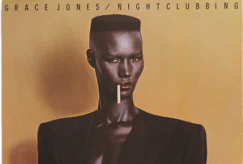 Grace Jones Nightclubbing album