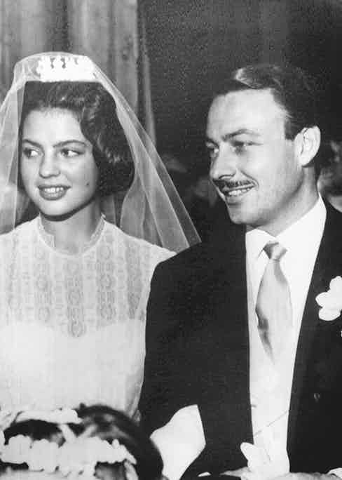 Wedding of Ira and Alfonso (Photo by Keystone-France/Gamma-Keystone via Getty Images)