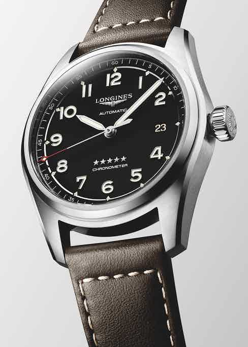 Part of the Longines Spirit collection, L3.810.4.53.0.