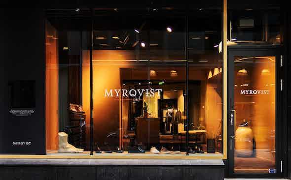 Myrqvist: Star Studded Shoes