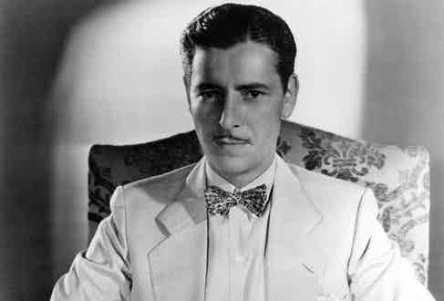 Ronald Colman, circa 1940s (Photo by Moviestore/REX Shutterstock (3087930aa)