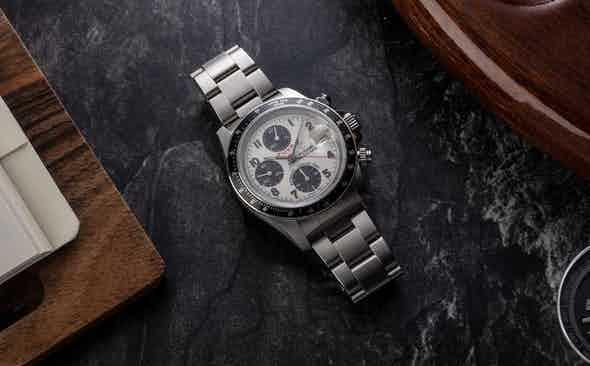 Tudor's Crown Prince – The Small Block Chronograph