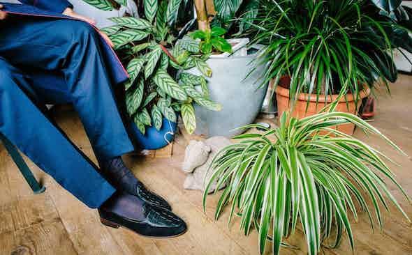 Baudoin & Lange: A New wave of loafer elegance