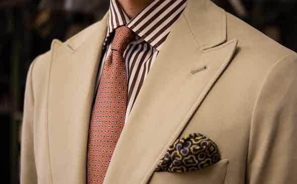 Spring Tailoring: A Breath of Fresh air