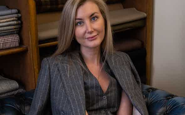 Caroline Andrew: A Cutting Edge