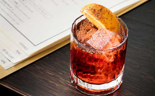 Dante New York: Reimagining the Negroni