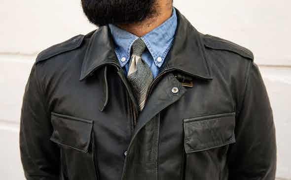 Cromford Leather: Stirling Jackets