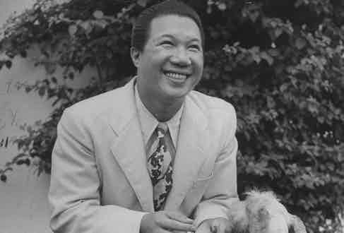 Bao Dai (Photo by Jack Birns/The LIFE Picture Collection/Getty Images)