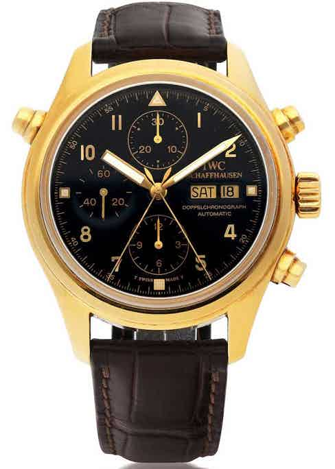 IWC Doppelchronograph Ref. 3711 from 1994