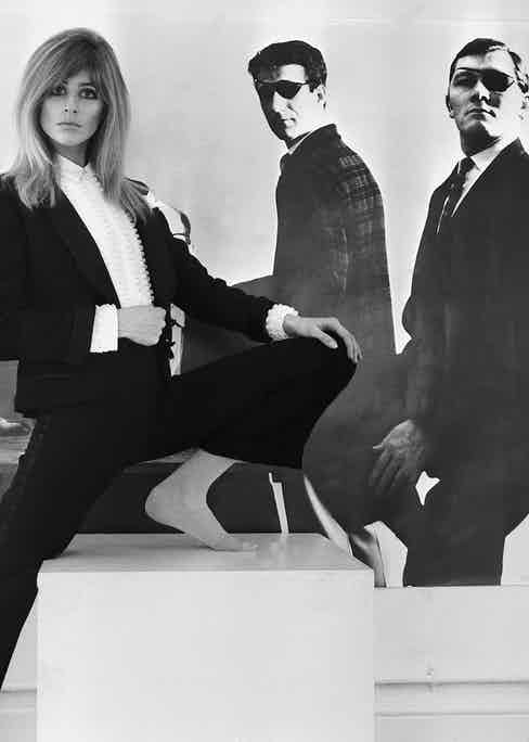 Kennington in her modelling days, 1967 (Photo by M McKeown/Daily Express/Getty Images)