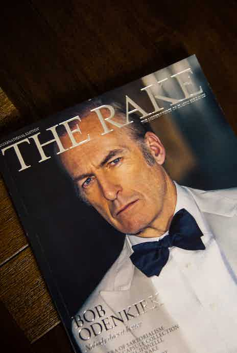 Subscribe To The Rake Magazine