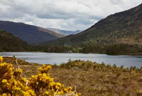 The Trails Scotland - Photo by Gary Morrisroe