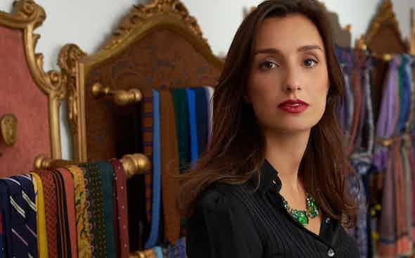 Serà Fine Silk: An authentic thread of Italy