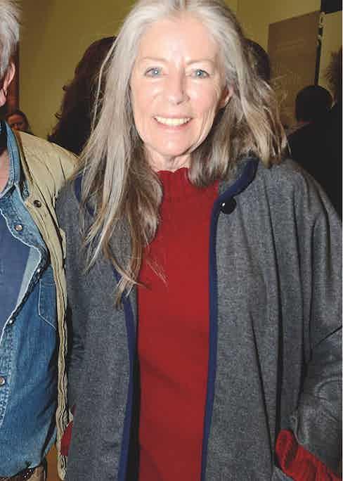 Jill Kennington Photo by Shutterstock (3562545u)
