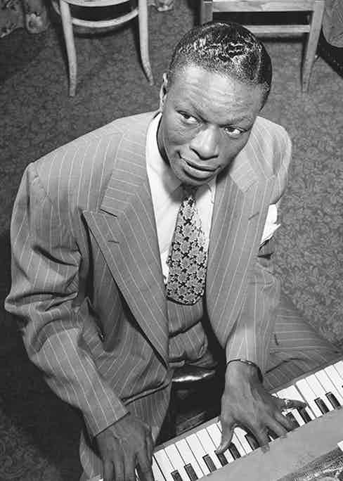 Photographed while performing by William P. Gottlieb in 1947 (Photo by Granger/Shutterstock (8720304a)