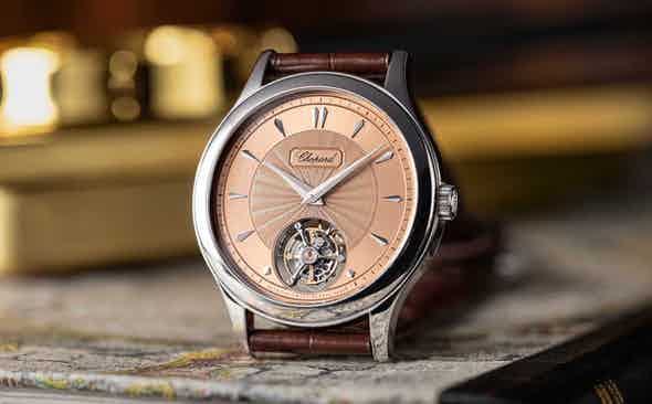 Introducing the Chopard L.U.C 1860 Flying T, Special Revolution