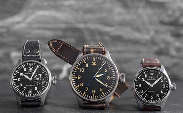 Born for the Skies: IWC Pilot's Watches
