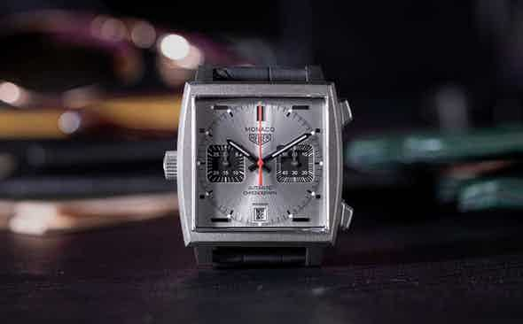 A Brief History of the TAG Heuer Monaco