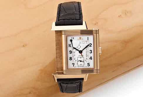 The Reverso 60ème introduced in 1991