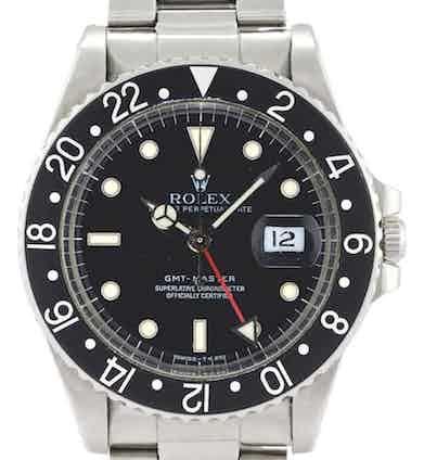 Ref. 16750 glossy dial (Image: Antiquorum)