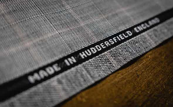 Cut From The Same Cloth: Huddersfield Textiles