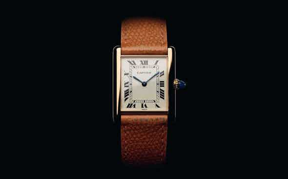 The Rake's Latest Cartier Selection with Watchfinder & Co.