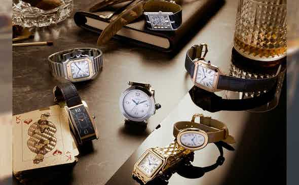 New Selection of Cartiers from Watchfinder & Co