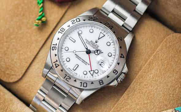 Cool Tool: The Story of Rolex Explorer II
