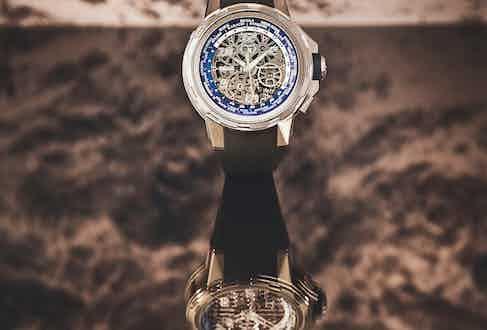 RM 63-02 World Timer, Richard Mille