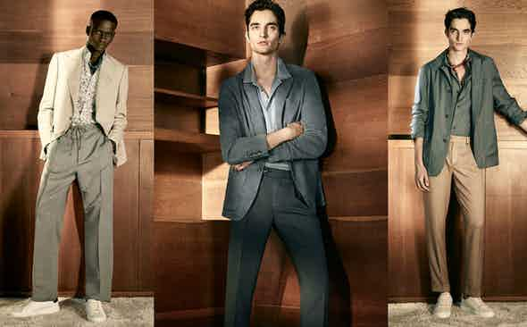 Canali's California-Cool SS22 Collection