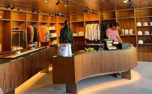 The Rake & Revolution shops are open in The Fari Islands