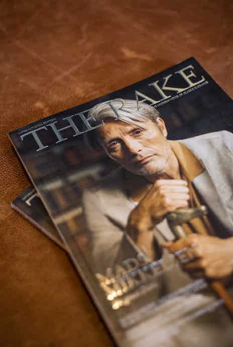 Subscribe To The Rake Magazine