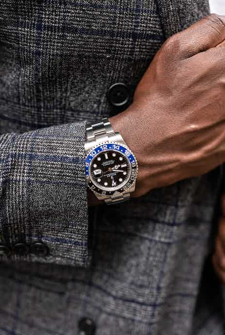 A Brief History of the Rolex GMT-Master