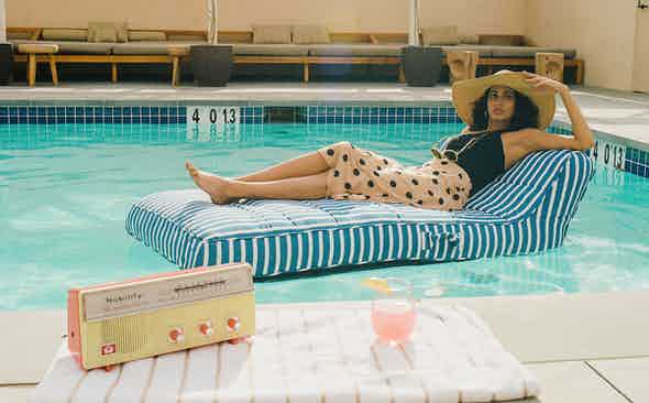 Oliver James: The World's Chicest Floating Loungers