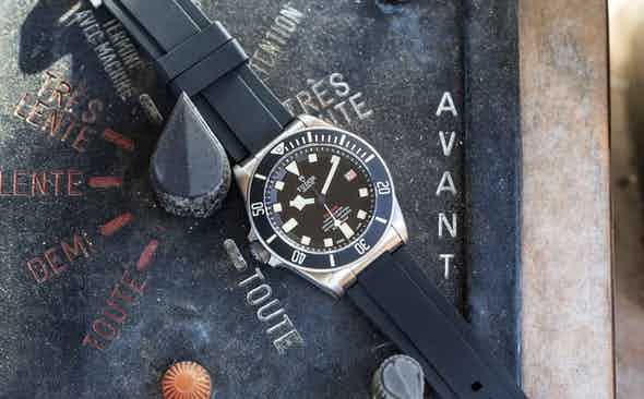 Tudor's Top Dive Watches from Watchfinder & Co.