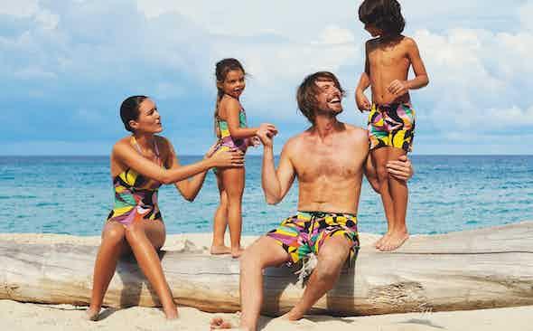 Fari Islands: Men's Swim Shorts