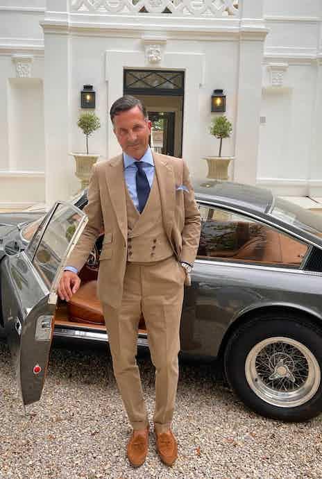 New Summer Tailoring From Alexander Kraft Monte Carlo