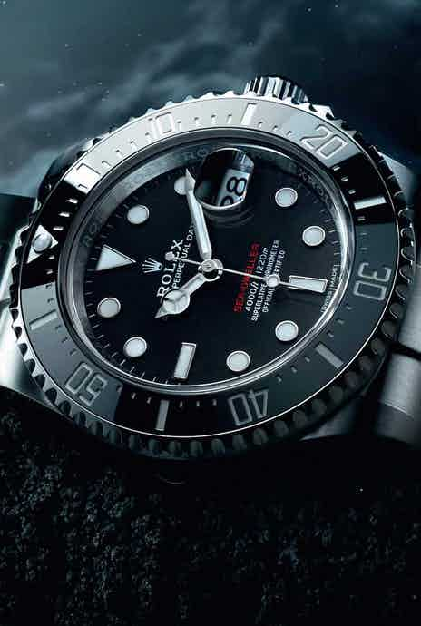 Deep Diving with the Rolex Sea-Dweller