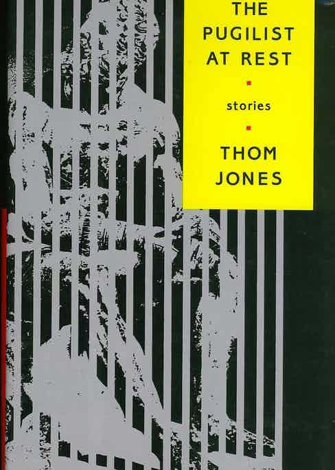 One of Wei's favorite novels by Thom Jones is The Pugilist at Rest